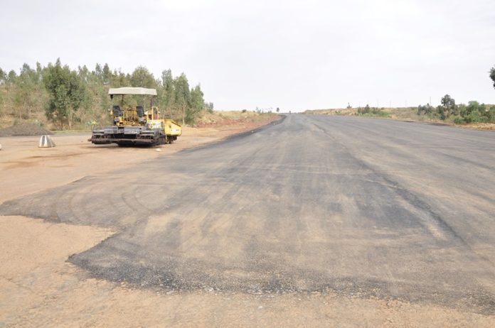 Eritrea-Ethiopia roads to be completed in September